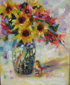 Floral Mosaic