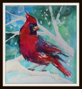 Cardinal Snow 2014
