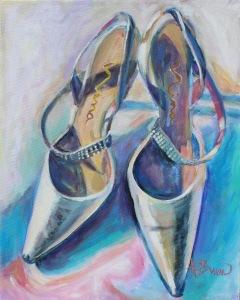 """Jessica's Wedding Shoes"""