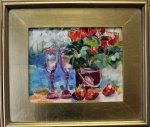 toasted love framed